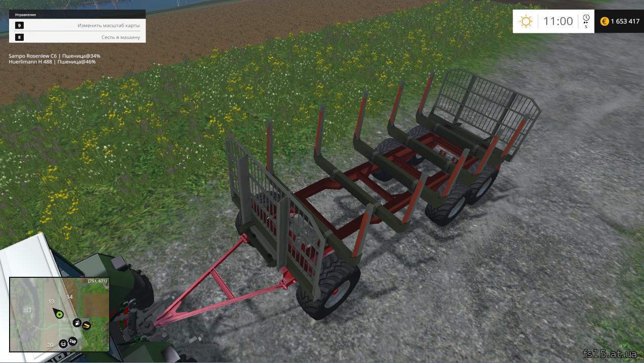 Скачать новые моды для farming simulator 15