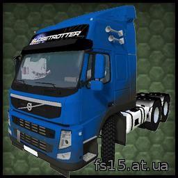 Мод грузовика Volvo FM v 0.0 Farming Simulator 05, 0015 скачать