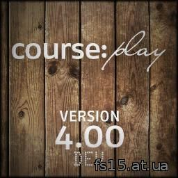 Мод courseplay v4. 01 для farming simulator 2015.