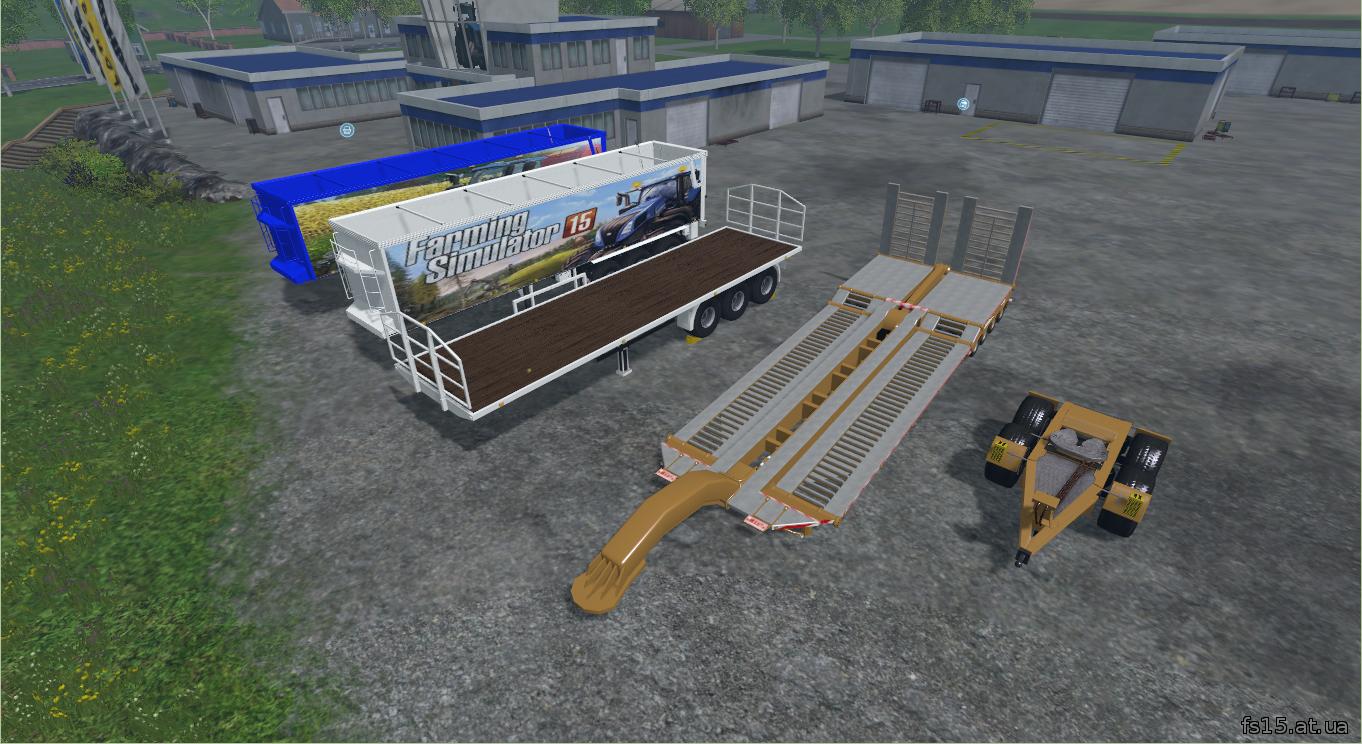 Скачать новые моды на farming simulator 15
